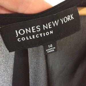 Jones New York Tops - Sheer Sexy Jones of New York Tank